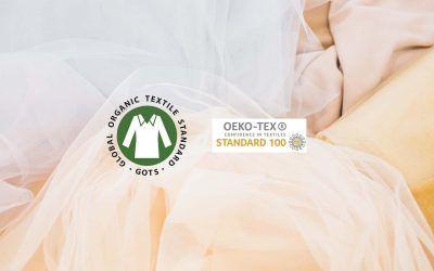¿Qué son los certificados GOTS y OEKO-TEX?
