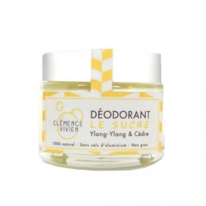 Desodorante Natural Ylang 50 gramos, Clémence & Vivien