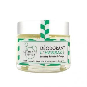 desodorante natural menta