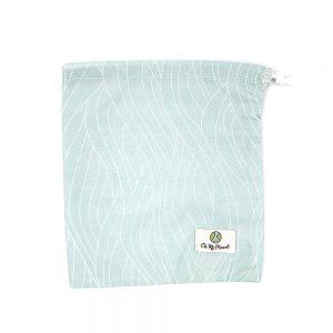 Bolsa transpirable para mascarilla algodón orgánico